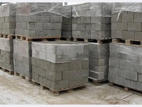 Бетонные блоки своими руками фото