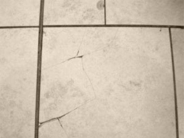 Дефекты при укладке керамических плиток